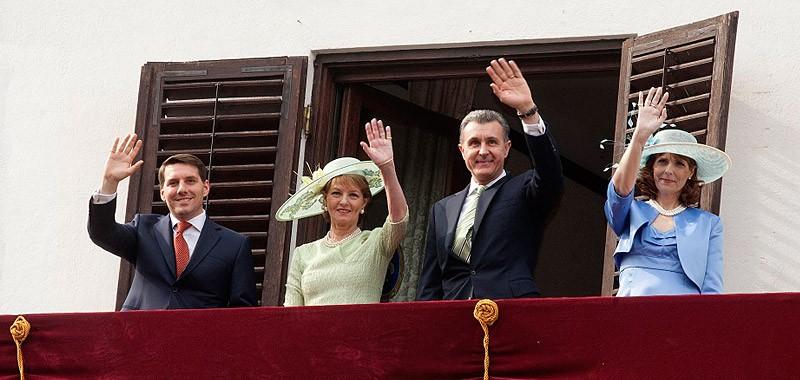 Rumuńska Rodzina Królewska